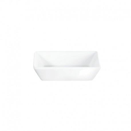 Aperitif Plate Square 10Cm - 250ºc White - Asa Selection ASA SELECTION ASA52130017