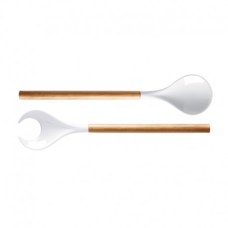 Salad Server - Cuisine White And Brown - Asa Selection ASA SELECTION ASA5214970