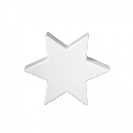 Decorative Star 16cm White - Xmas - Asa Selection ASA SELECTION ASA6112091
