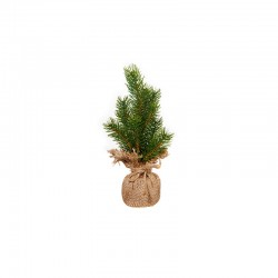Mini Artifical Pine Tree 25cm - Quadro Green And Brown - Asa Selection ASA SELECTION ASA66230444