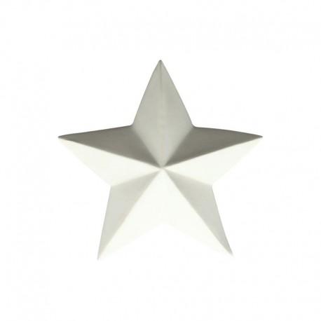 Ornamento Estrela ø7,6cm Branco - Xmas - Asa Selection ASA SELECTION ASA66780091