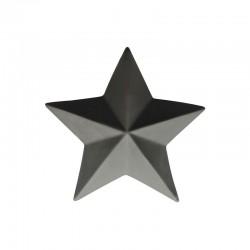 Ornamento Estrela ø7,6cm Basalto - Xmas - Asa Selection