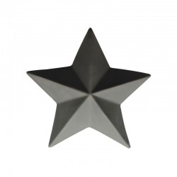 Decorative Star ø13,5cm Basalt - Xmas - Asa Selection