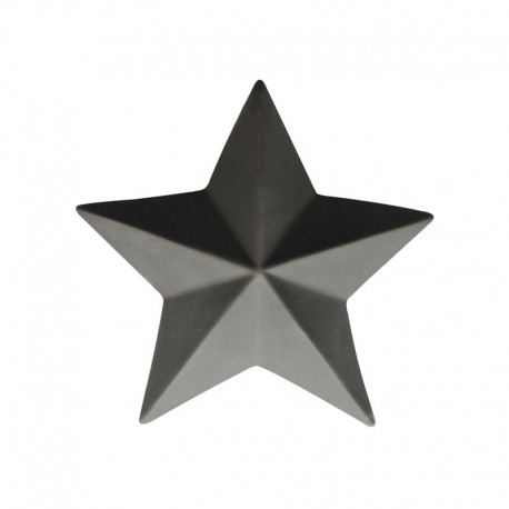 Decorative Star ø13,5cm Basalt - Xmas - Asa Selection ASA SELECTION ASA66781617