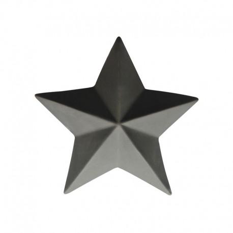 Ornamento Estrella ø13,5cm Basalto - Xmas - Asa Selection ASA SELECTION ASA66781617