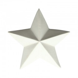 Ornamento Estrela ø18,5cm Branco - Xmas - Asa Selection