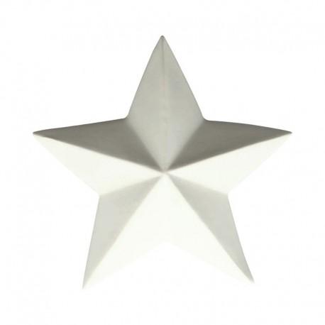 Decorative Star ø18,5cm White - Xmas - Asa Selection ASA SELECTION ASA66782091