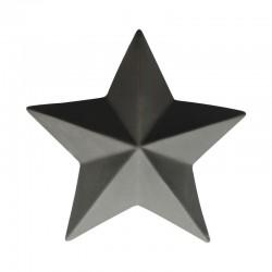 Ornamento Estrella ø18,5cm Basalto - Xmas - Asa Selection