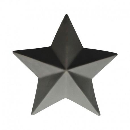 Ornamento Estrella ø18,5cm Basalto - Xmas - Asa Selection ASA SELECTION ASA66782617