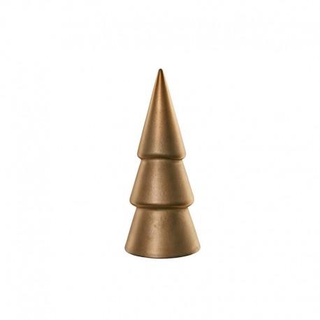 Árbol Decorativo de Navidad 19cm - Xmas Dorado - Asa Selection ASA SELECTION ASA66794426