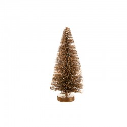 Decor Fir Tree 11,5cm - Deko Gold - Asa Selection