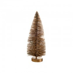 Decor Fir Tree 21cm - Deko Gold - Asa Selection
