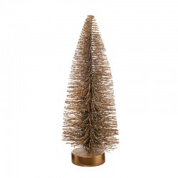 Decor Fir Tree 25cm - Deko Gold - Asa Selection