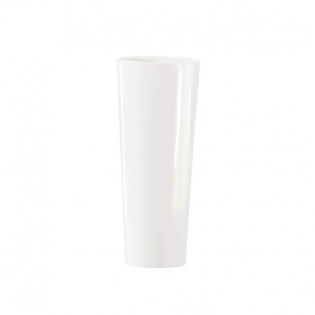 Vase 29,5Cm - Mono Glossy White - Asa Selection ASA SELECTION ASA707005