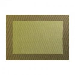 Mantel Individual - Pvc Verde (aceituna) - Asa Selection