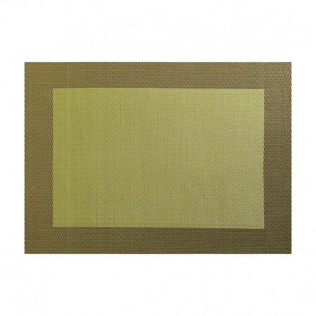 Individual De Mesa - Pvc Verde (azeitona) - Asa Selection ASA SELECTION ASA78051076