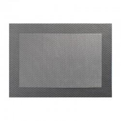 Placemat - Pvc Grey - Asa Selection