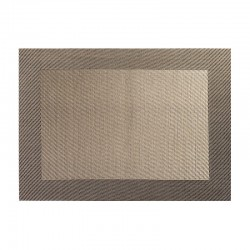 Mantel Individual Bronce - Pvc - Asa Selection