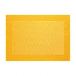 Individual De Mesa - Pvc Amarelo - Asa Selection