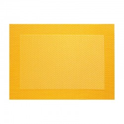 Placemat - Pvc Yellow - Asa Selection
