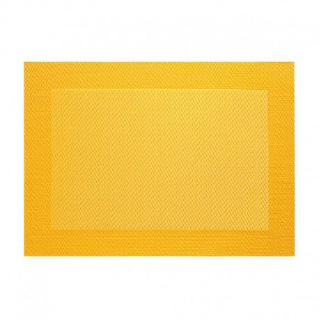 Individual de Mesa Amarelo - Pvc - Asa Selection ASA SELECTION ASA78073076