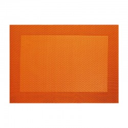 Placemat Orange - Pvc - Asa Selection