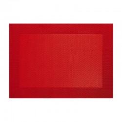 Mantel Individual - Pvc Rojo - Asa Selection