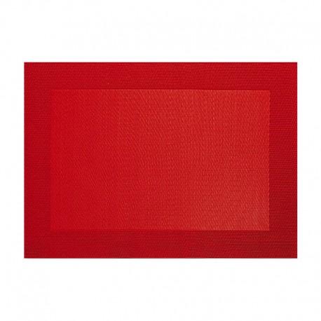 Mantel Individual Rojo - Pvc - Asa Selection ASA SELECTION ASA78075076