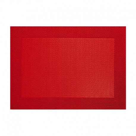 Placemat - Pvc Red - Asa Selection ASA SELECTION ASA78075076