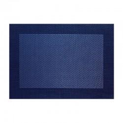 Individual De Mesa - Pvc Azul Escuro - Asa Selection