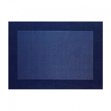 Individual De Mesa - Pvc Azul Escuro - Asa Selection ASA SELECTION ASA78079076