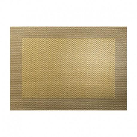 Placemat Gold Metallic - Pvc - Asa Selection ASA SELECTION ASA78087076