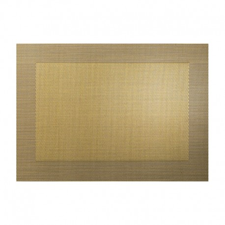 Placemat - Pvc Gold Metallic - Asa Selection ASA SELECTION ASA78087076