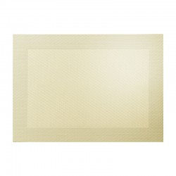 Placemat Sand Metallic - Pvc - Asa Selection