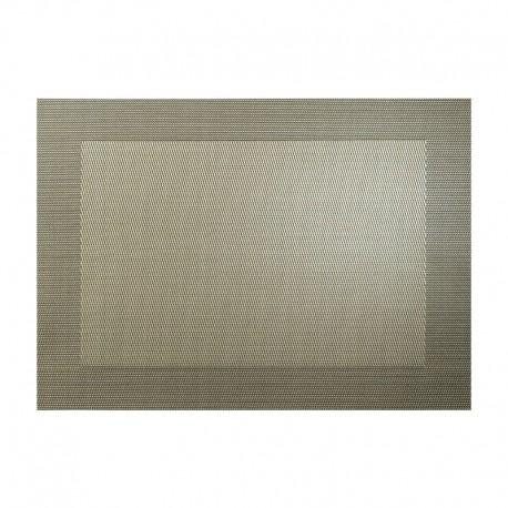 Individual De Mesa - Pvc Bronze Metalizado - Asa Selection ASA SELECTION ASA78090076