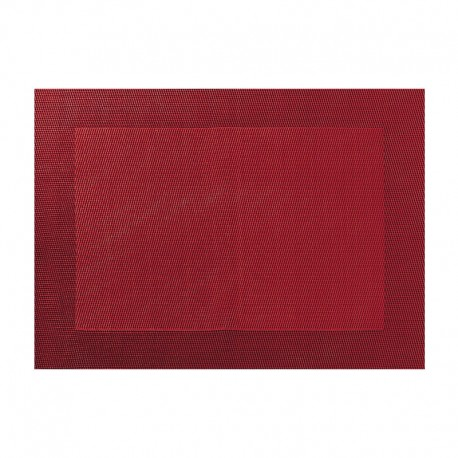 Mantel Individual - Pvc Granada Roja - Asa Selection ASA SELECTION ASA78115076