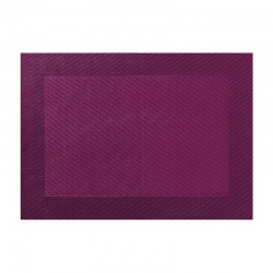 Placemat - Pvc Aubergine - Asa Selection