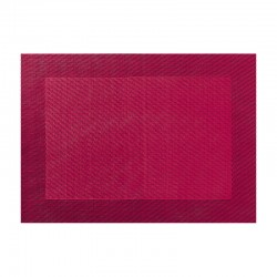 Mantel Individual Fuschia - Pvc - Asa Selection