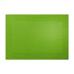 Individual de Mesa Verde Maça - Pvc Verde Maçã - Asa Selection