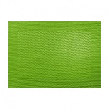 Mantel Individual Manzana Verde - Pvc - Asa Selection ASA SELECTION ASA78118076