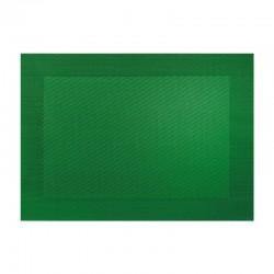 Individual de Mesa Zimbro Verde - Pvc - Asa Selection