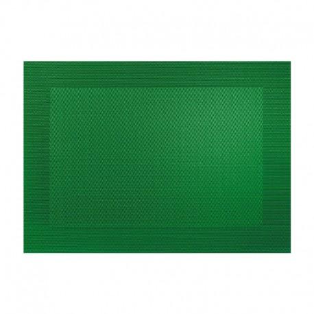Individual de Mesa Zimbro Verde - Pvc - Asa Selection ASA SELECTION ASA78119076