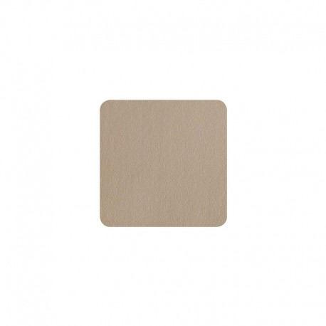 Set of 4 Coasters - Leder Stone - Asa Selection ASA SELECTION ASA7831420