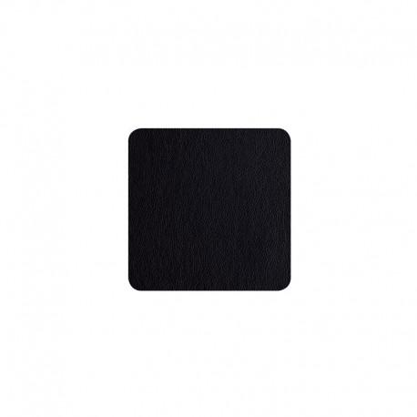 Conjunto De 4 Posavasos - Leder Negro - Asa Selection ASA SELECTION ASA7835420