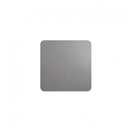 Conjunto de 4 Bases para Copos - Leder Cimento - Asa Selection ASA SELECTION ASA7836420