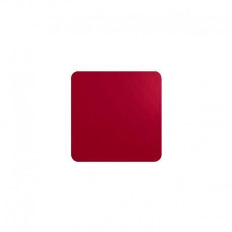 Conjunto de 4 Posavasos - Leder Rojo - Asa Selection ASA SELECTION ASA7838420