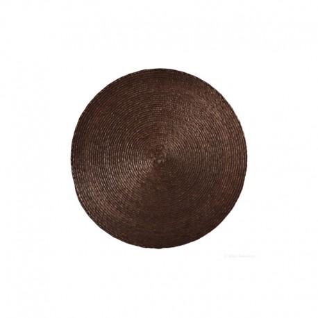 Placemat Round Brown - Makaua - Asa Selection ASA SELECTION ASA79002058