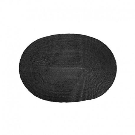 Placemat Oval - Makaua Black - Asa Selection ASA SELECTION ASA79051058