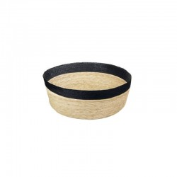 Bowl Round L - Makaua Brown And Black - Asa Selection