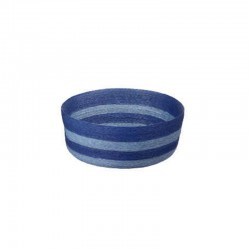 Bowl Round M - Makaua Light And Dark Blue - Asa Selection